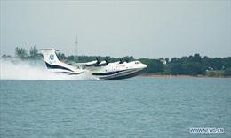 Trung Quốc 'khoe' thủy phi cơ lớn nhất thế giới có vận tốc tới 145km/h