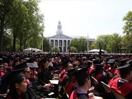 Số sinh viên quốc tế ghi danh vào các trường kinh doanh của Mỹ giảm mạnh