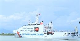 Lần đầu tiên tàu Cảnh sát biển Việt Nam đến thăm Ấn Độ