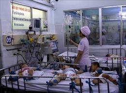 Cận cảnh dịch tay chân miệng 'tấn công' trẻ em TP Hồ Chí Minh