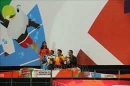 Asian Para Games 2018: Tiếp tục chờ tin vui từ bơi, cử tạ trong ngày thi đấu thứ 2