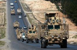 Thổ Nhĩ Kỳ - Mỹ huấn luyện tuần tra chung tại Syria