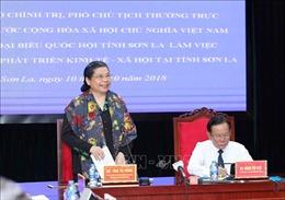 Sơn La chăm lo công tác di dân, tái định cư các dự án thủy điện