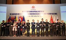 ASEAN+3 thúc đẩy thương mại về nông, lâm, thủy sản