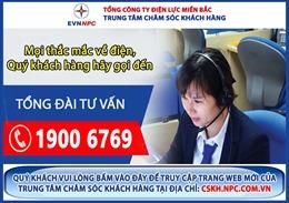 Mạo danh số điện thoại tổng đài ngành điện tính cước phí khách hàng tới 15.000 đồng/phút