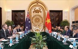 Việt Nam và Australia đối thoại chiến lược cấp Thứ trưởng Ngoại giao - Quốc phòng