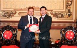 Vương quốc Anh sẵn sàng hỗ trợ TP Hồ Chí Minh phát triển nông nghiệp công nghệ cao