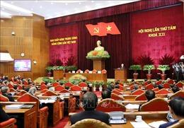 Thông cáo báo chí Phiên bế mạc Hội nghị Trung ương 8