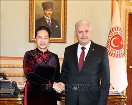 Chủ tịch Quốc hội kết thúc tốt đẹp chuyến tham dự MSEAP 3 và thăm Thổ Nhĩ Kỳ