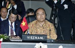 Thủ tướng Nguyễn Xuân Phúc tham dự Cuộc gặp các nhà lãnh đạo ASEAN