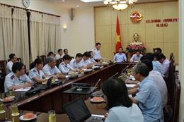 Thanh tra việc quản lý nhà nước trong lĩnh vực đưa lao động ra nước ngoài làm việc