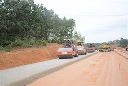 Cao tốc Bắc Giang - Lạng Sơn khó hoàn thành vào đầu năm 2019