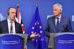 Vấn đề Brexit: EU, Anh đạt nhất trí tới 90% thỏa thuận