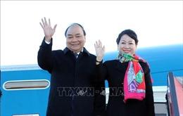 Thủ tướng kết thúc tham dự Hội nghị Cấp cao P4G và thăm Đan Mạch