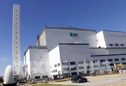 Nhà máy đốt rác phát điện đầu tiên ở Việt Nam sẽ phát điện vào cuối tháng 11