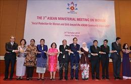 Cộng đồng ASEAN không thể phát triển bền vững nếu thiếu vai trò quan trọng của phụ nữ