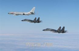 Lần thứ 6 máy bay quân sự Trung Quốc xâm phạm vùng nhận dạng phòng không Hàn Quốc