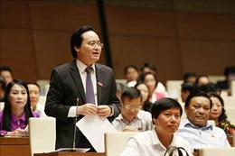 Kỳ họp thứ 6, Quốc hội khóa XIV: Sửa ngay quy định phản cảm, gây bức xúc trong xã hội