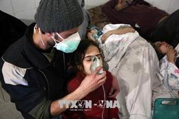 Nga cảnh báo hành động khiêu khích sử dụng vũ khí hóa học tại Syria