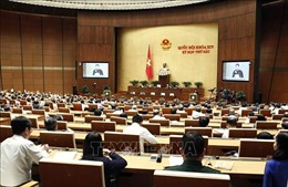 Thông cáo số 10, Kỳ họp thứ 6, Quốc hội khóa XIV