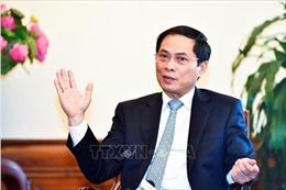 Việt Nam, Đức tăng cường quan hệ ngoại giao