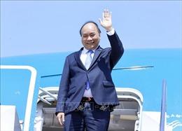 Thủ tướng lên đường tham dự Hội chợ nhập khẩu quốc tế Trung Quốc lần thứ nhất
