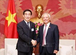 Việt - Trung tăng cường trao đổi kinh nghiệm xây dựng pháp luật