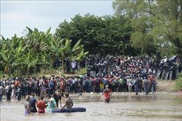 Mexico và Mỹ vạch chiến lược kiểm soát hoạt động di cư