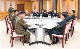 Hội đàm ba bên về giải giáp vũ khí tại Khu vực an ninh chung