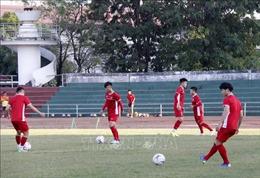 AFF Suzuki Cup 2018: 'Sốt' vé trận Việt Nam - Lào
