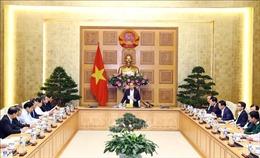 Thủ tướng: Huy động các nhà khoa học khi xây dựng văn kiện chuẩn bị Đại hội Đảng lần thứ XIII