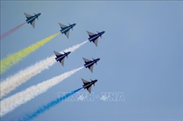 Trung Quốc công bố lộ trình xây dựng lực lượng không quân hiện đại 'chiến lược ba bước'