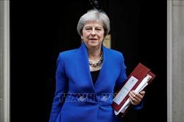 Chính phủ Anh thông qua dự thảo thỏa thuận rút khỏi EU