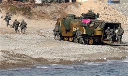 Truyền thông Triều Tiên chỉ trích Hàn Quốc tập trận 'khiêu khích'