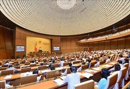 Thông cáo số 21, Kỳ họp thứ 6, Quốc hội khóa XIV