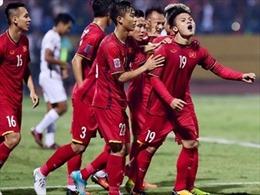 AFF Suzuki Cup 2018: Quang Hải, Văn Đức vượt trội trong các cuộc bình chọn