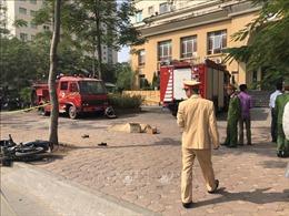 Va chạm với xe cứu hỏa, một người tử vong tại chỗ