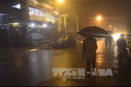 Đêm 12/2: Cả nước  có mưa, Bắc Bộ trời rét, có nơi dưới 16 độ C