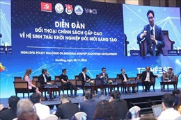 Bế mạc Ngày hội Khởi nghiệp đổi mới sáng tạo quốc gia - Techfest Việt Nam 2018