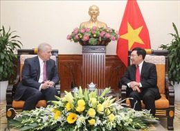 Phó Thủ tướng, Bộ trưởng Ngoại giao Phạm Bình Minh tiếp Công tước xứ York, Hoàng tử Anh