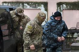 Nga chỉ thảo luận số phận các thủy thủ Ukraine sau phiên tòa xét xử