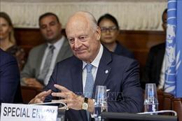 Liên hợp quốc thúc đẩy thành lập Ủy ban soạn thảo hiến pháp mới của Syria