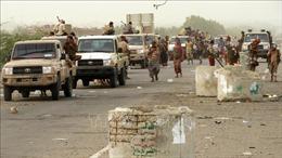 Chính phủ Yemen muốn nắm quyền kiểm soát thành phố cảng Hodeidah
