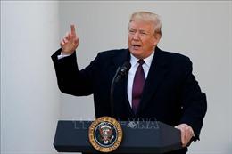 Tổng thống Mỹ lạc quan về tiến trình đàm phán thương mại với Trung Quốc