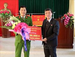 Thưởng 'nóng' phá đường dây ma túy lớn tại Nam Định