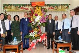 Lãnh đạo TP Hồ Chí Minh thăm, chúc mừng Giáng sinh Hội thánh Tin Lành Việt Nam