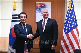 Đặc phái viên về Triều Tiên của Mỹ thăm Hàn Quốc từ 19 - 21/12