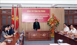 Phó Chủ tịch Quốc hội Tòng Thị Phóng thăm, chúc mừng Bộ Tư lệnh Vùng 3 Hải quân