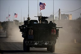 Mỹ tiếp tục chiến dịch trên không tại Syria dù Tổng thống Trump đã tuyên bố rút quân