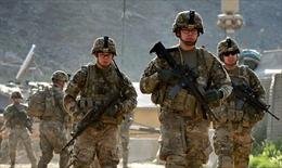 Lầu Năm Góc thực hiện kế hoạch rút quân mới khỏi Afghanistan trong 5 năm